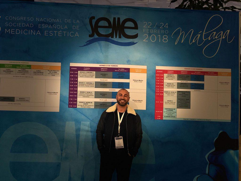 Congreso Nacional de la Sociedad Española de Medicina Estética
